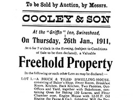 Auction Freehold For Sale 1911